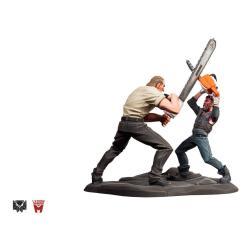 Mandy Estatua Chainsaw Battle 25 cm - Imagen 1