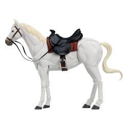 Original Character Figura Figma Horse ver. 2 (White) 19 cm - Imagen 1
