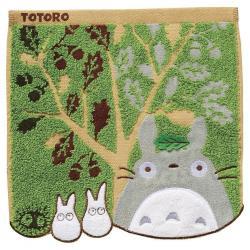 Mi vecino Totoro Mini Toalla Acorn Tree 25 x 25 cm - Imagen 1