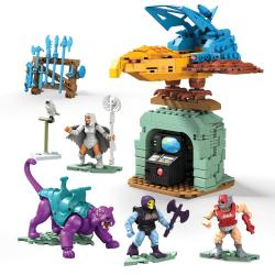 Masters of the Universe Kit de Construcción Mega Construx Probuilders Panthor at Point Dread - Imagen 1
