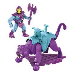 Masters of the Universe Kit de Construcción Mega Construx Probuilders Skeletor & Panthor - Imagen 1