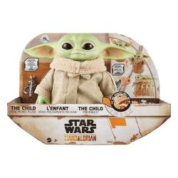 Star Wars The Mandalorian Peluche Electrónico The Child 28 cm - Imagen 1