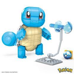 Pokémon Kit de Construcción Mega Construx Wonder Builders Squirtle 10 cm - Imagen 1