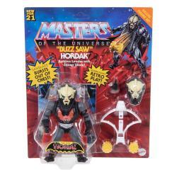 Masters of the Universe Deluxe Figuras 2021 Buzz Saw Hordak 14 cm - Imagen 1