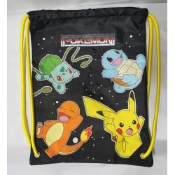 Pokémon Mochila tipo saco Starter - Imagen 1