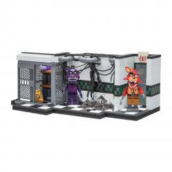 Five Nights at Freddy's Medium Kit de Construcción Parts & Service - Imagen 1