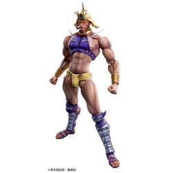 JoJo's Bizarre Adventure Part2 (Battle Tendency) Figura Super Action Chozo Kado (Wamuu) 17 cm - Imagen 1