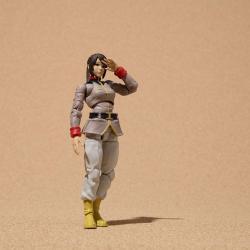 Mobile Suit Gundam Figura G.M.G. Earth United Federation Soldier 03 10 cm - Imagen 1