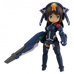 Alice Gear Aegis Figura Desktop Army Shitara Kaneshiya Tenki Version 14 cm - Imagen 1