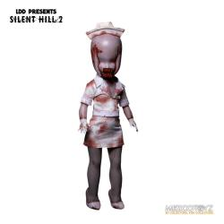 Silent Hill 2 Living Dead Dolls Muñeco Bubble Head Nurse 25 cm - Imagen 1