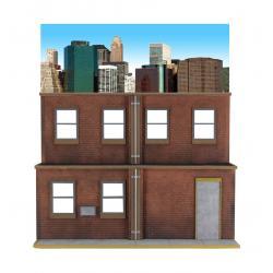 NECA Originals Diorama Street Scene 46 cm - Imagen 1
