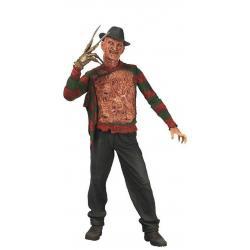 Pesadilla en Elm Street 3 Figura Ultimate Freddy 18 cm - Imagen 1