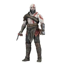 God of War 2018 Figura 1/4 Kratos 45 cm - Imagen 1