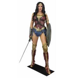 Wonder Woman Estatua tamaño real Wonder Woman (goma espuma/látex) 185 cm - Imagen 1