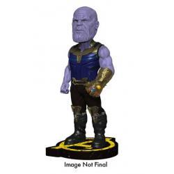Vengadores Infinity War Cabezón Head Knocker Thanos 20 cm - Imagen 1