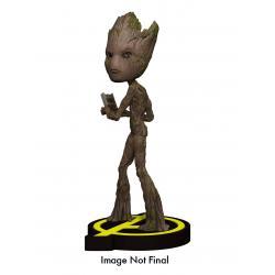 Vengadores Infinity War Cabezón Head Knocker Groot 20 cm - Imagen 1