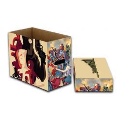 Marvel Cajas para Comics Web Warriors 23 x 29 x 39 cm (5) - Imagen 1