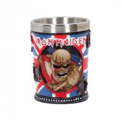 Iron Maiden Vaso de chupito Trooper - Imagen 1