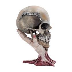 Metallica Estatua Sad But True Skull 22 cm - Imagen 1
