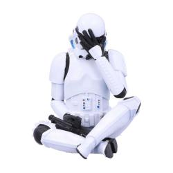 Original Stormtrooper Figura See No Evil Stormtrooper 10 cm - Imagen 1