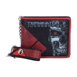Terminator 2 Monedero T-800 11 cm - Imagen 1