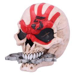 Five Finger Death Punch Bote de almacenamiento Skull - Imagen 1