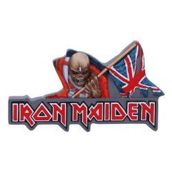 Iron Maiden Imán The Trooper - Imagen 1