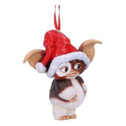 Gremlins Decoracións Árbol de Navidad Gizmo Santa Caja (6) - Imagen 1