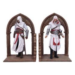 Assassin's Creed Soportalibros Altair and Ezio 24 cm - Imagen 1