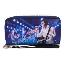 Elvis Presley Monedero The King of Rock and Roll 19 cm - Imagen 1