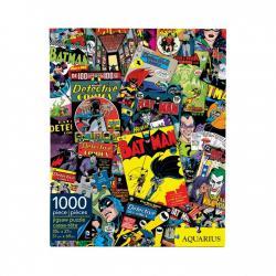 DC Comics Puzzle Batman Collage (1000 piezas) - Imagen 1