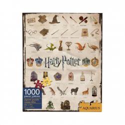 Harry Potter Puzzle Icons (1000 piezas) - Imagen 1
