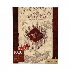 Harry Potter Puzzle Mapa del Merodeador (1000 piezas) - Imagen 1