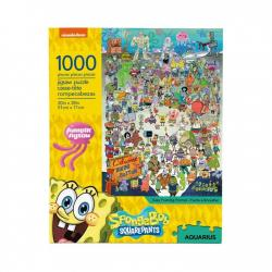 Bob Esponja Puzzle Cast (1000 piezas) - Imagen 1