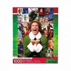 Elf Puzzle Collage (1000 piezas) - Imagen 1
