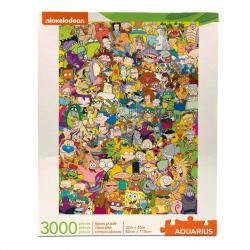 Nickelodeon Puzzle Cast (3000 piezas) - Imagen 1