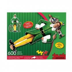 Elf Puzzle Shaped Elf (600 piezas) - Imagen 1