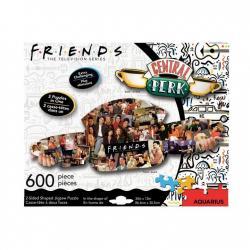 Friends Puzzle Shaped Central Perk (600 piezas) - Imagen 1