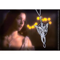 El Señor de los Anillos Colgante de Arwen Evenstar (Plata de ley) - Imagen 1