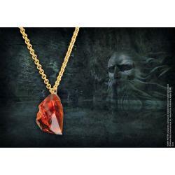 Harry Potter Colgante con collar La Piedra de los Sabios - Imagen 1