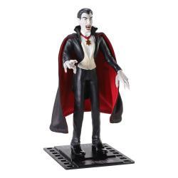 Universal Monsters Figura Maleable Bendyfigs Dracula 19 cm - Imagen 1