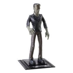 Universal Monsters Figura Maleable Bendyfigs Frankenstein Monster 19 cm - Imagen 1