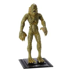 Universal Monsters Figura Maleable Bendyfigs Creature from the Black Lagoon 19 cm - Imagen 1