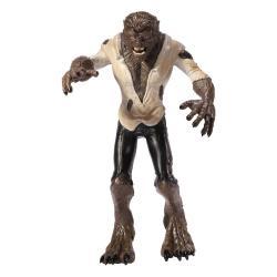 Universal Monsters Figura Maleable Bendyfigs Wolfman 14 cm - Imagen 1