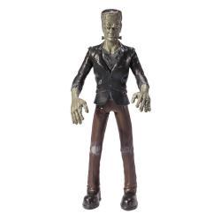 Universal Monsters Figura Maleable Bendyfigs Frankenstein 14 cm - Imagen 1