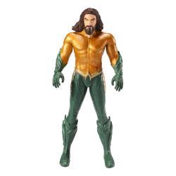 DC Comics Figura Maleable Bendyfigs Aquaman 14 cm - Imagen 1
