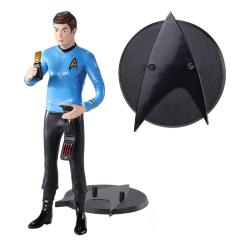 Star Trek Figura Maleable Bendyfigs McCoy 19 cm - Imagen 1