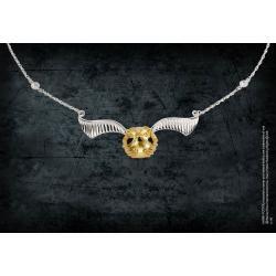 Harry Potter Collar The Quidditch Golden Snitch - Imagen 1
