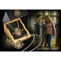 Harry Potter - Giratiempos Plata de ley (dorado) - Imagen 1