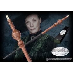Harry Potter Varita Mágica Profesor Minerva McGonagall (edición carácter) - Imagen 1